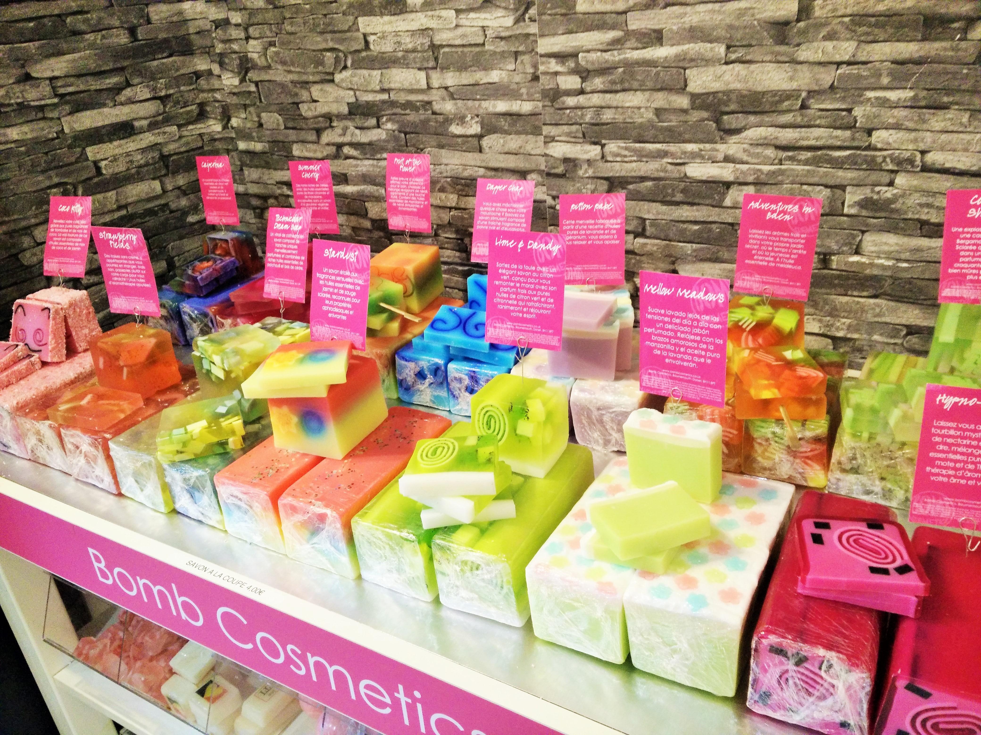 Savons de Boutique Soapeo Lille - chicon choc - blog de bonnes adresses Lille 2