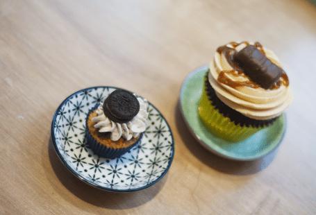 duo cupcakes Sweet Flamingo salon de thé lille - chicon choc blog de bonnes adresses lilloises