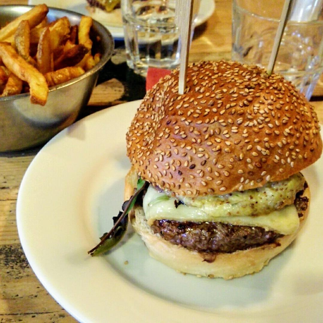 restaurant burger le mother bonnes adresses le chti chicon choc blog lille